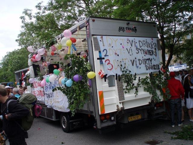 Studenterkørsel Sjælland er en tradition