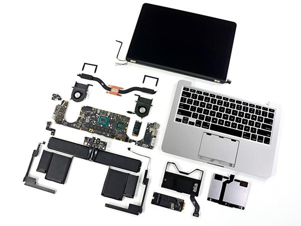 Mac reparation bestilles på nettet